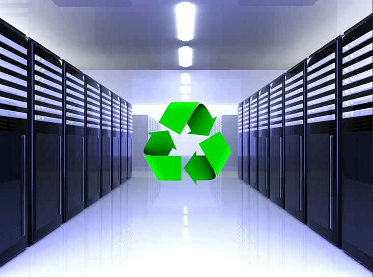 Data Center Recycling